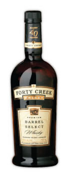 Forty Creek Barrel Select Canadian Whisky